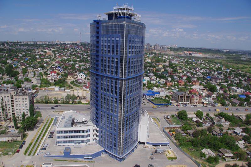 высокое в волгограде фото самое здание